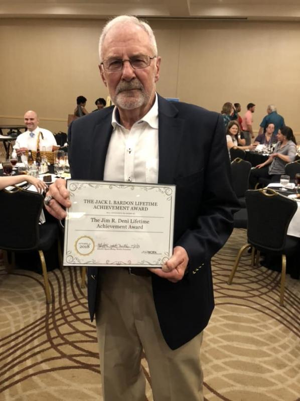 Jim Deni Lifetime Achievement Award